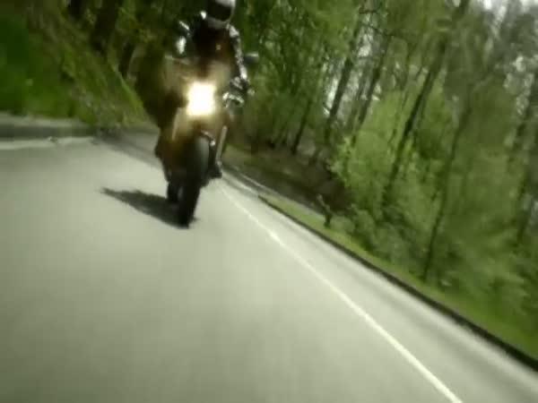 Těžký život motorkáře