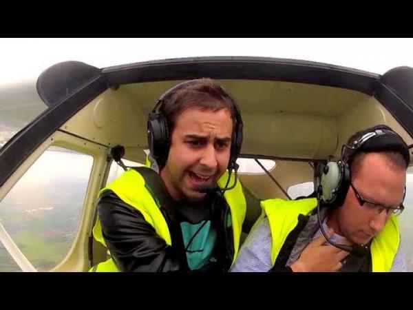 ViralBrothers - Pomsta - Pád letadla