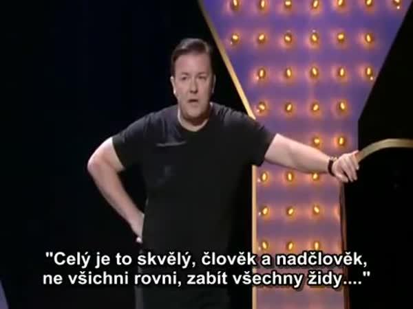Ricky Gervais - Jak to bylo s Hitlerem