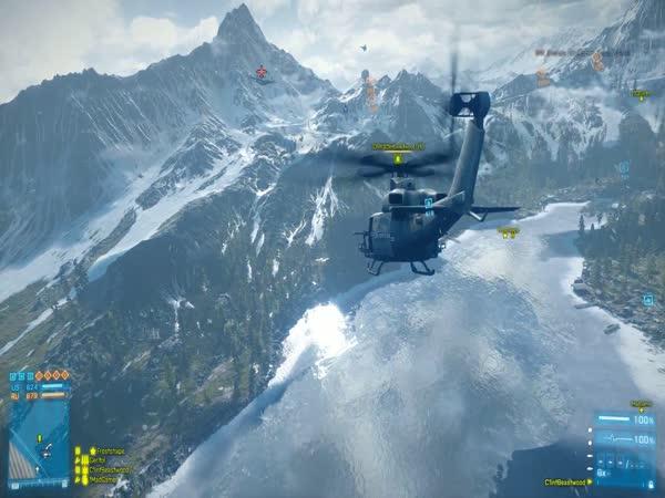 Borec - Frajeřina á la Battlefield 3 podruhé