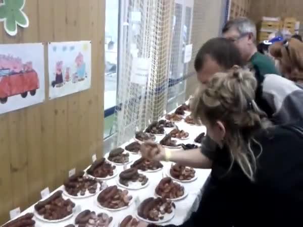 Česká republika - Ochutnávka klobásek
