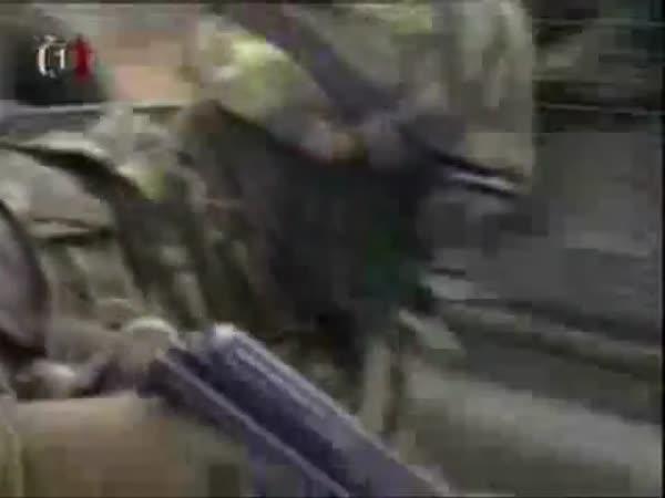 Sestřih videí české armády