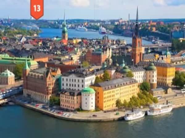 TOP 25 2.díl - Nejdražší města k životu