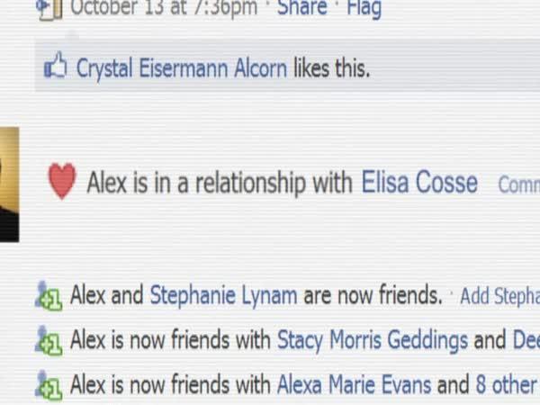 Život na Facebooku