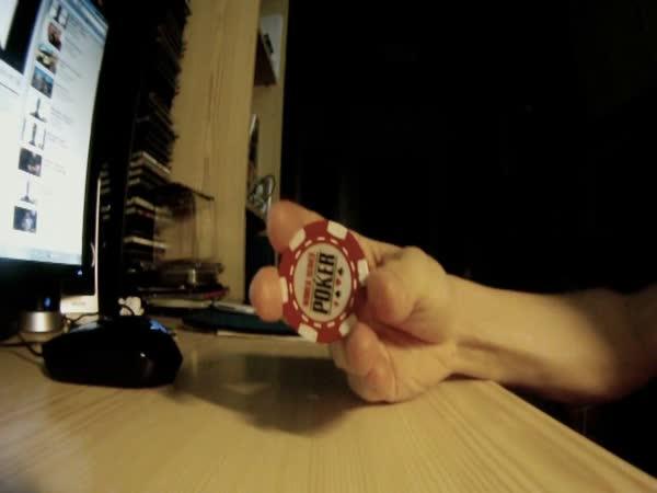Triky s pokerovými žetony