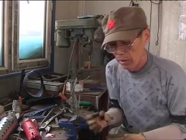 Umělé ruce - žádný problém