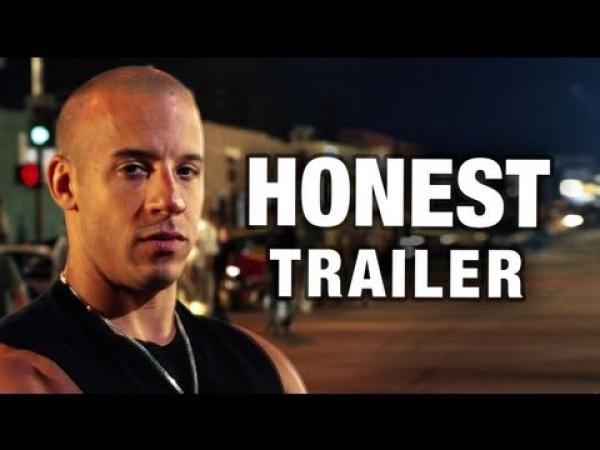 Rychle a zběsile 5 - upřímný trailer