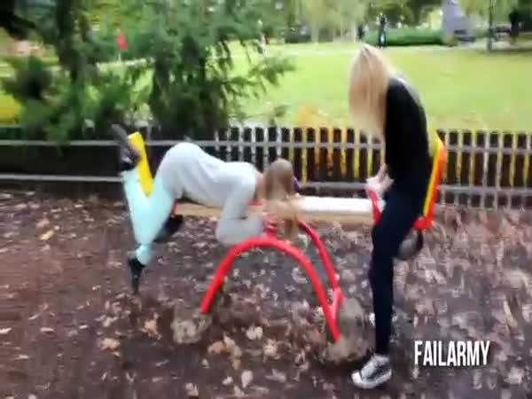 Největší blbci - dětská hřiště #2