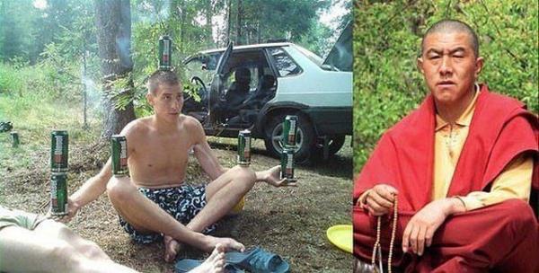 OBRÁZKY - Jak se žije v Rusku #1