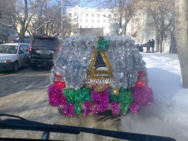 OBRÁZKY - Jak se žije v Rusku #3
