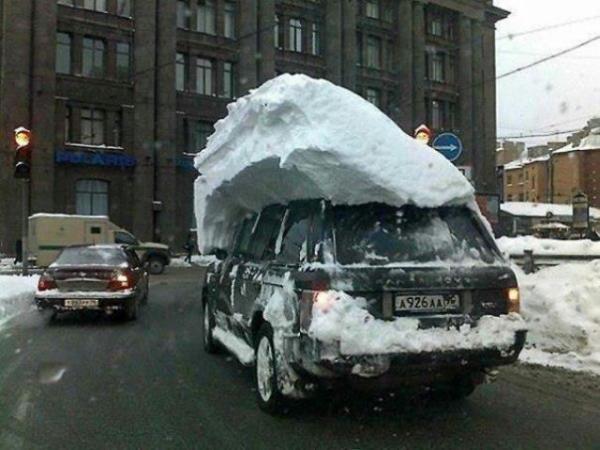 OBRÁZKY - Jak se žije v Rusku #4