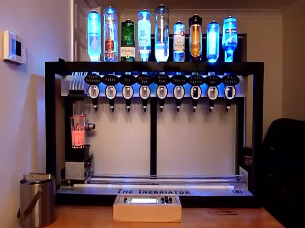 Automat na koktejly, který musíte mít