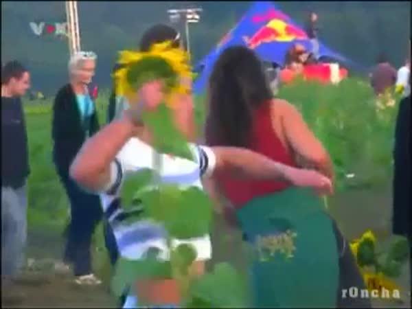 Podivný tanečník #2
