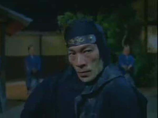 Když má ninja špatný den