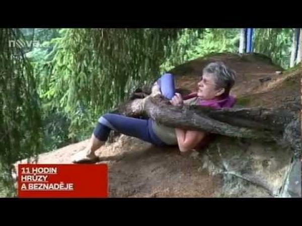 TV Nova - Bába pod kořenem