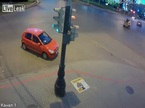 Extrémně absurdní nehoda
