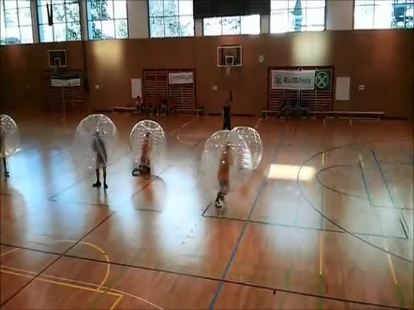 Bublinový fotbal