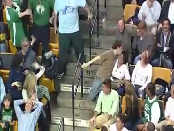 Pořádná show při sportovním klání