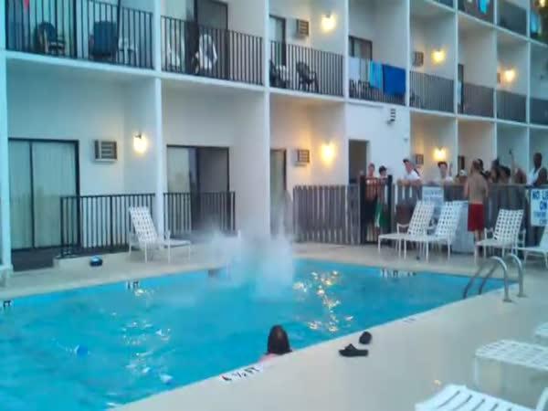 Balkoning - šílená zábava na dovolené