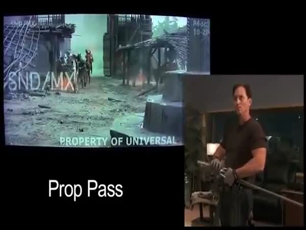 Jak vznikají zvuky ve filmech?