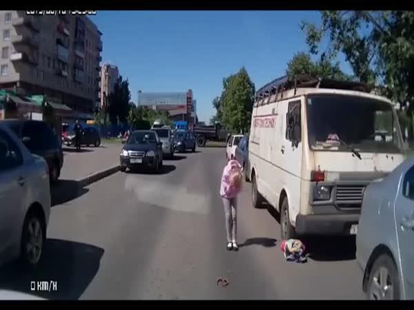 Není nad přechod pro chodce