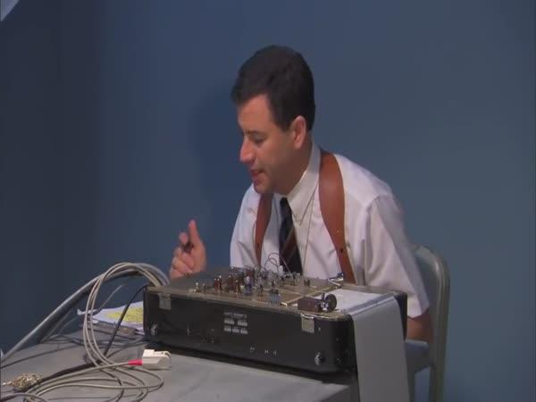 Kluk na detektoru lži