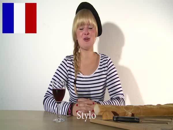 Jazyková škola - Hrozná němčina #1