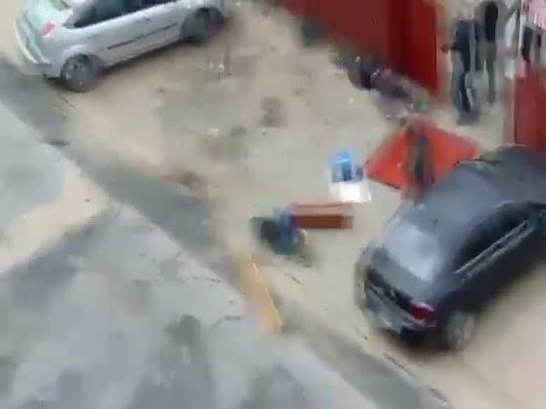Nepokoje fanoušků v Rumunsku