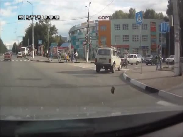 Blbci za volantem - nehody 39.díl