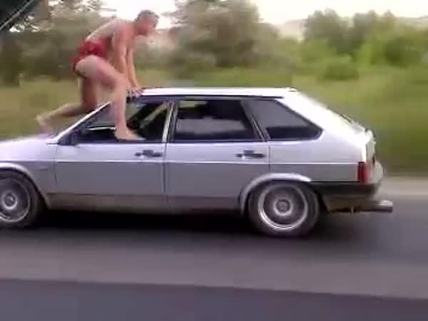 Ruský surfing