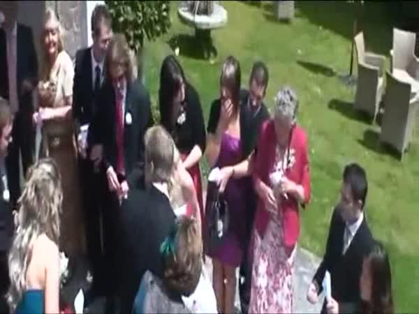 Babička zkazila svatbu