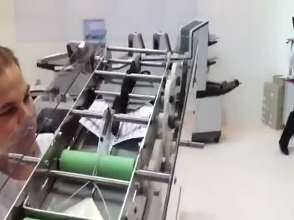 Unikátní přístroj
