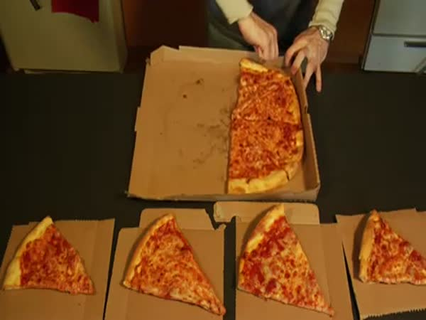 Pizza box budoucnosti