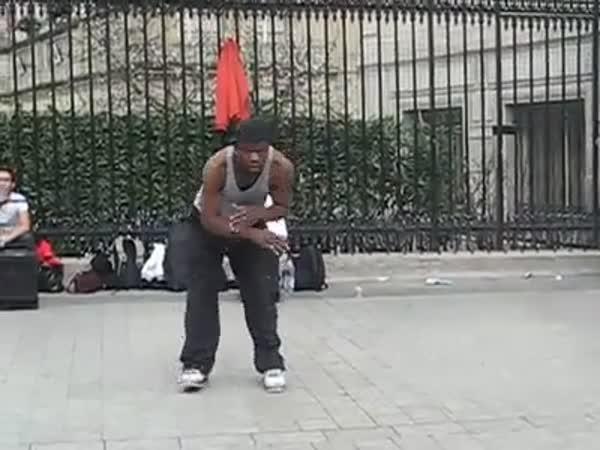 Street dance v Paříži