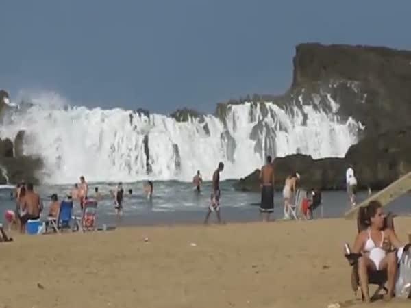 Unikátní pláž