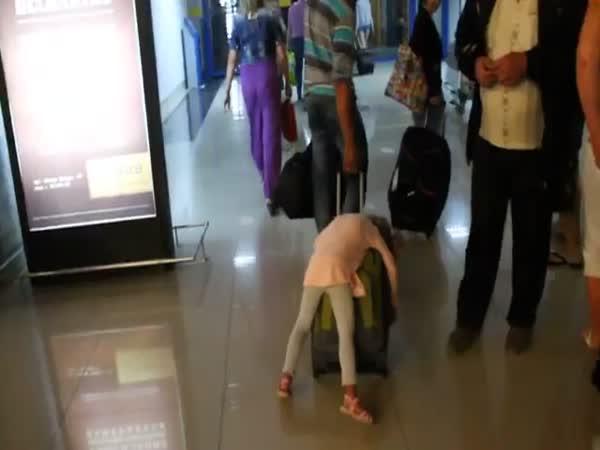 Netradiční zavazadlo