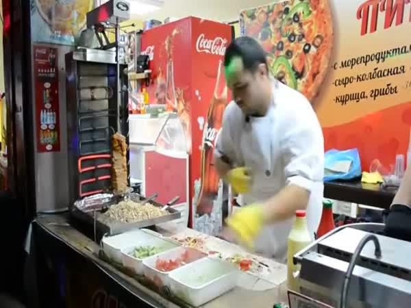 Mortal Kebab