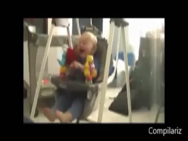 Smějící se dětičky #2