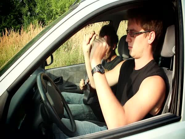 10 řidičů, které bychom neradi stopli