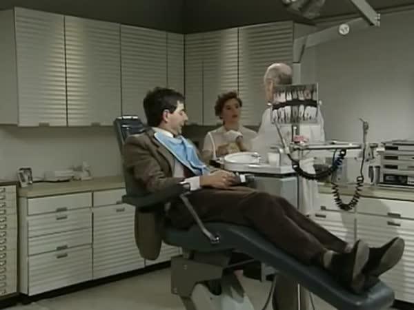 Mr. Bean u zubaře