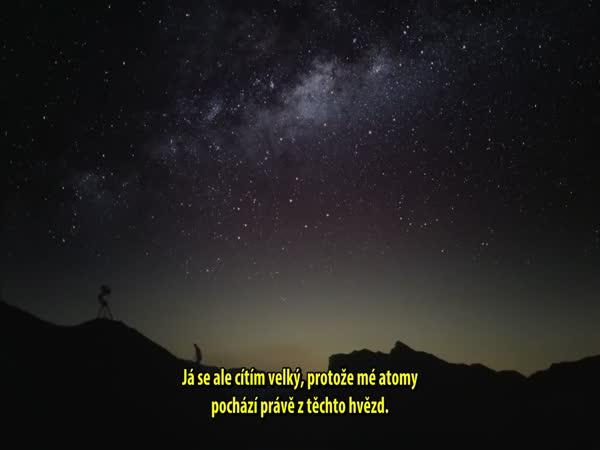 Zajímavý poznatek o vesmíru