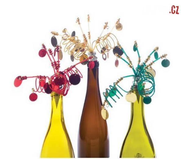 OBRÁZKY - Originální uzávěry na lahve