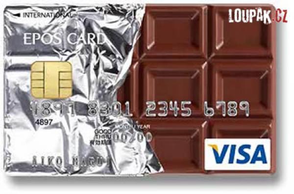OBRÁZKY - Originální kreditní karty