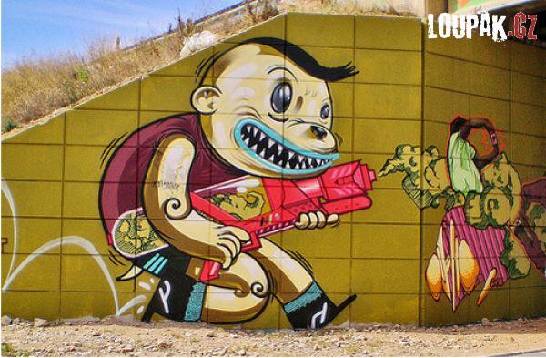 OBRÁZKY - Originální graffiti 2.díl
