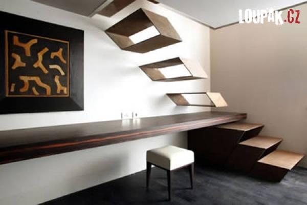 OBRÁZKY - Originální schody