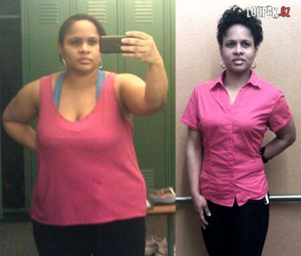 OBRÁZKY - Holky co dokázaly zhubnout