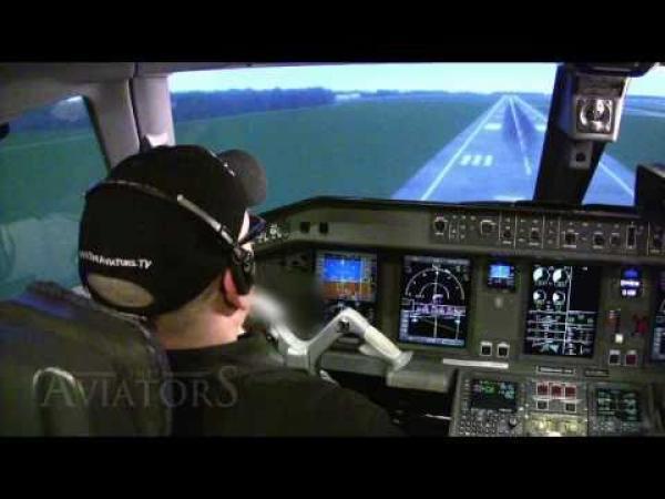 Rozhovory mezi dispečery a piloty