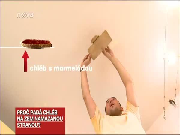 TV Nova - Chléb s máslem + Parodie