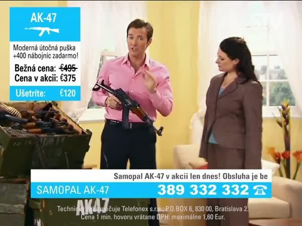 Teleshopping - AK47