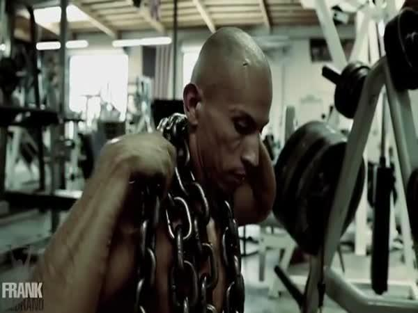 Drsný trénink - vlastní váha